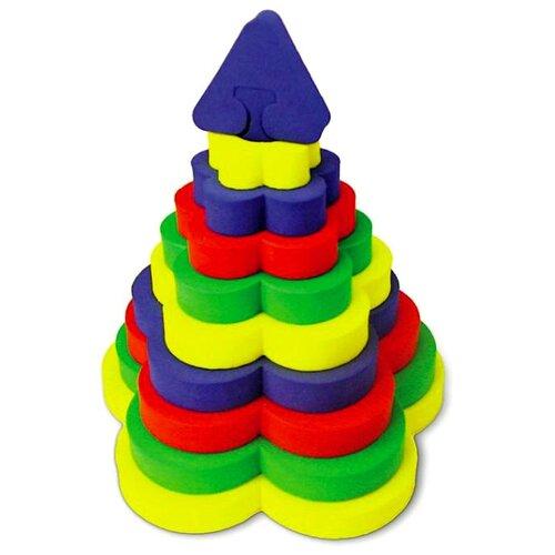 Купить Пирамидка Бомик Цветок 319, Пирамидки