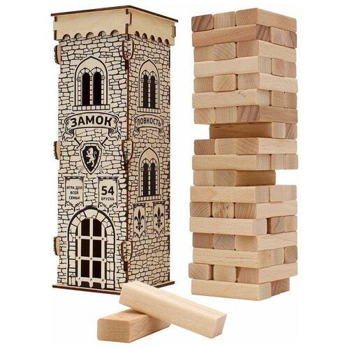 Настольная игра MILAND Башня. Замок