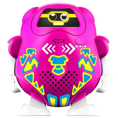 Фото - Робот Silverlit Talkibot розовый интерактивная игрушка робот silverlit macrobot оранжевый