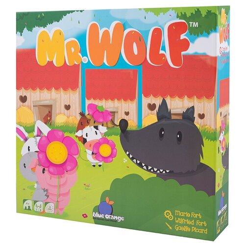 Настольная игра Blue Orange Mr. Wolf
