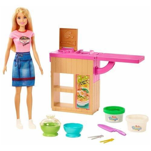 Набор игровой Barbie Лапшичная GHK43