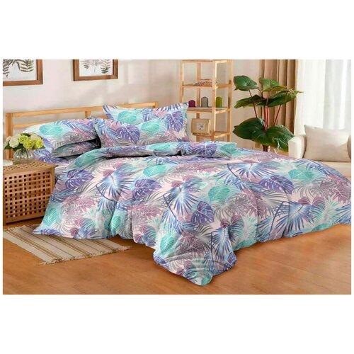 Комплект постельного белья бязь 2 спальный амазония