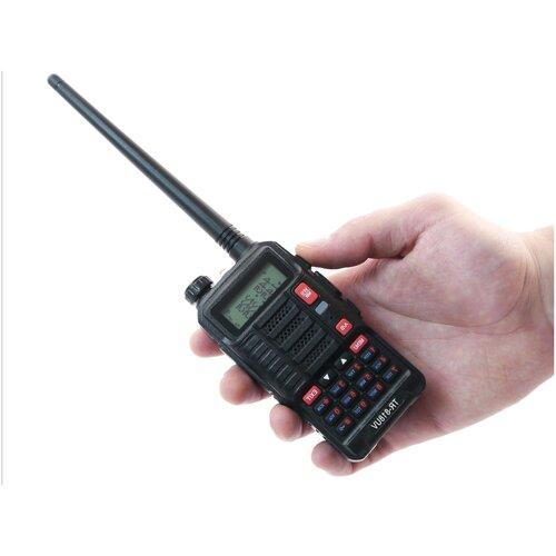 Рация TR-818 BAOFENG, рация baofeng, рация баофенг, рация с антенной, рация с аккумулятором, рации москва подарочная упаковка рация