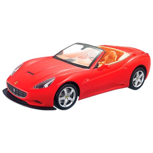 Фото - Легковой автомобиль MJX Ferrari California (MJX-8231) 1:10 45 см красный радиоуправляемые игрушки mjx радиоуправляемый автомобиль 1 20 ferrari california