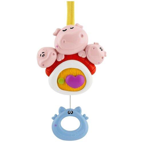 Купить Подвесная игрушка Chicco Три поросенка (60134), Подвески