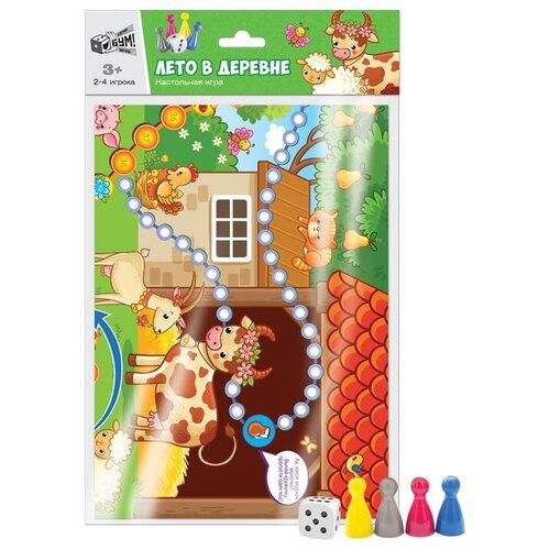 Настольная игра Цена Бум! Игра Лето в деревне