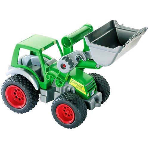 Трактор Wader Фермер-техник (37787), 32.2 см
