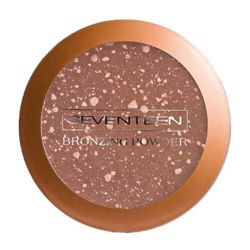 Seventeen Пудра с бронзирующим эффектом Bronzing Powder 02