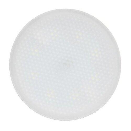 Фото - Светодиодная лампа GX53 PLED- ECO-GX53 6w 4000K FROST 460Lm D75*26mm Jazzway лампа светодиодная jazzway pled 1300lm gx53 gx53 15вт