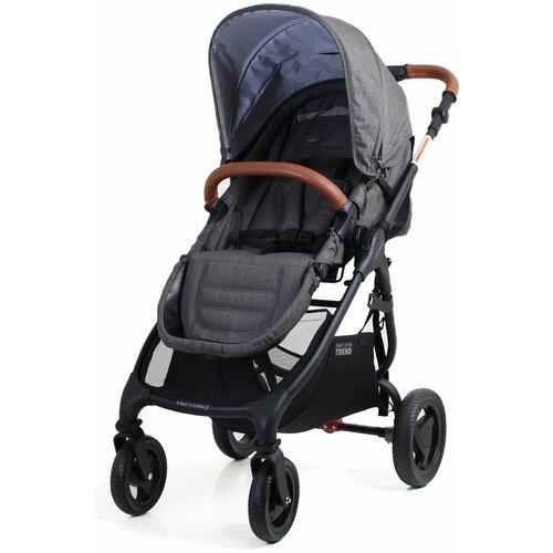 Фото - Прогулочная коляска Valco Baby Snap 4 Ultra Trend, charcoal прогулочная коляска valco baby snap trend charcoal