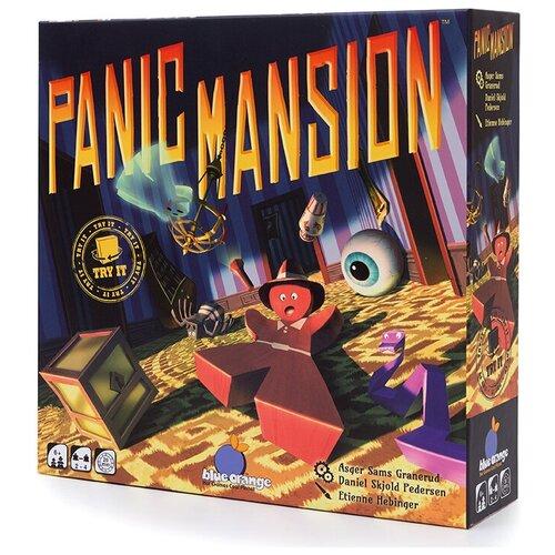 Настольная игра Blue Orange Panic Mansion