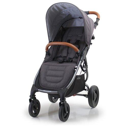 Фото - Прогулочная коляска Valco Baby Snap 4 Trend, charcoal прогулочная коляска valco baby snap trend charcoal
