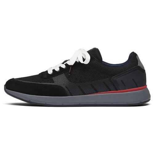 Мужские кроссовки Breeze Wave Athletic цвет Black/gray размер 42