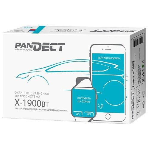 Фото - Автосигнализация Pandect X-1900 BT 3G автосигнализация pandect x 1800 l