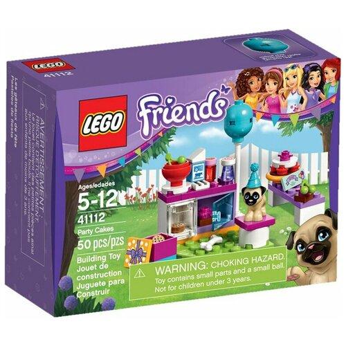 Конструктор LEGO Friends 41112 Вечеринка с тортами, Конструкторы  - купить со скидкой