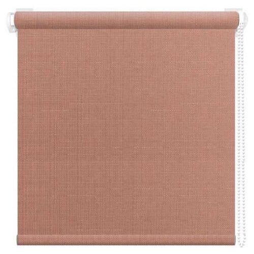 Рулонная штора АС Форос Шатунг (Какао), 52х160 см