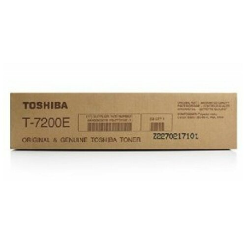 Фото - Картридж Toshiba T-7200E (6AK00000078) картридж toshiba t 2802e