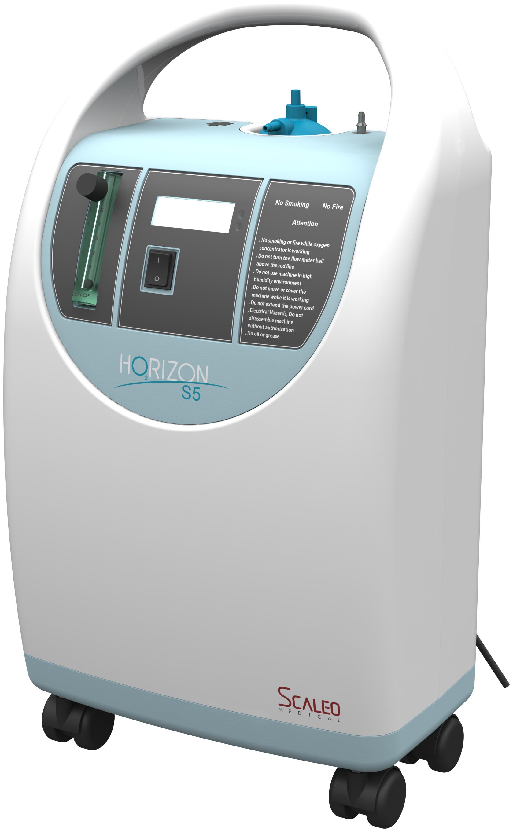 Кислородный концентратор Scaleo Medical Horizon S5