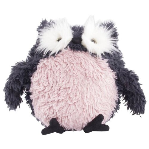 Мягкая игрушка Gulliver Сова серо-розовая 21 см мягкая игрушка gulliver бегемотик сэм 13 см