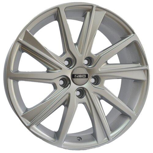 Фото - Колесный диск Neo Wheels 738 7.5х17/5х112 D66.6 ET46, S neo 738 7 5x17 5x114 3 d67 1 et40 s