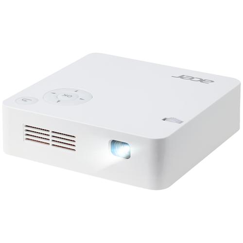 Фото - Карманный проектор Acer C202i карманный проектор vivibright l1 жёлтый белый