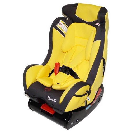 Купить Автокресло группа 0/1/2 (до 25 кг) Carmella 718 RF, yellow/grey, Автокресла
