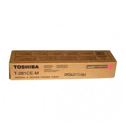 Фото - Картридж Toshiba T-281C-EM (6AK00000047) картридж toshiba t 2060e 60066062042
