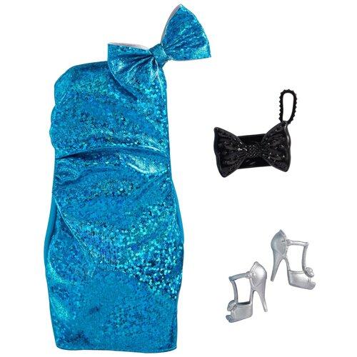 Barbie Комплекты одежды для куклы Barbie GRC01 голубой