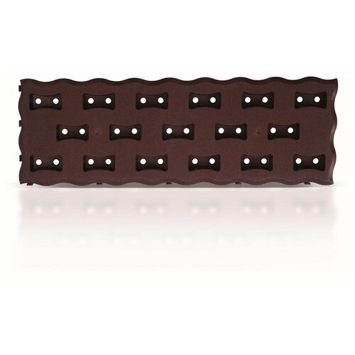 Плитка садовая Floor module PAD коричневый