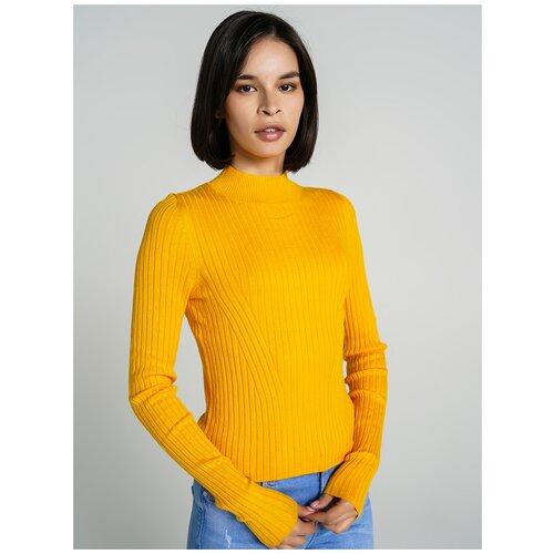 Джемпер ТВОЕ A6521 размер XL, желтый, WOMEN