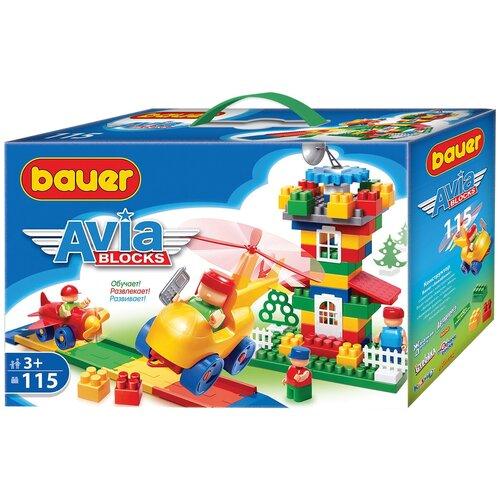 Конструктор Bauer Avia 245 115 элементов