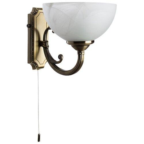 Бра Arte Lamp Windsor A3777AP-1AB, с выключателем, 40 Вт