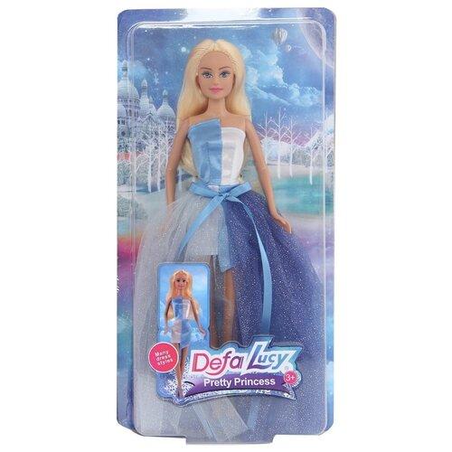 Кукла Defa Lucy 29см. Defa 8456 blue