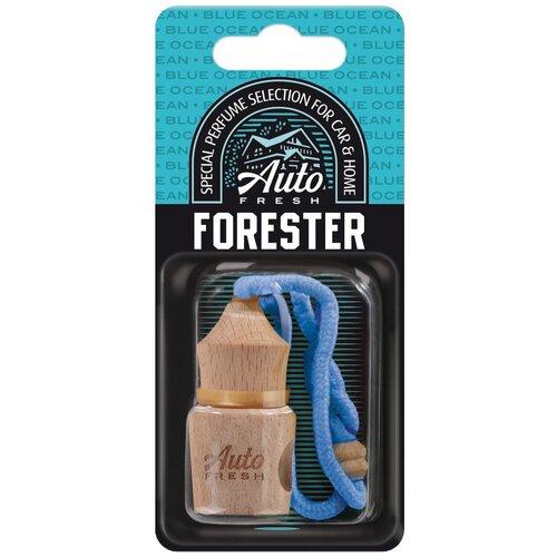 Auto Fresh Ароматизатор для автомобиля Wood Forester Blue Ocean недорого