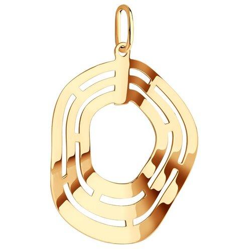 SOKOLOV Подвеска из золота 036187