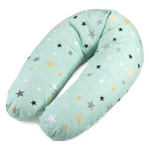 Подушка ROXY-KIDS шарики Антистресс зелeный