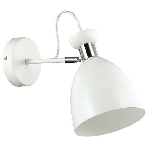 Фото - Настенный светильник Lumion Kizzy 3734/1W, 60 Вт настенный светильник lumion casetta 3126 1w 60 вт
