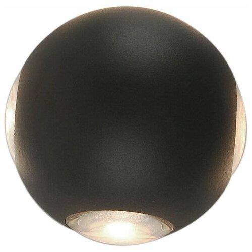 Arte Lamp Уличный настенный светильник Conrad A1544AL-4GY