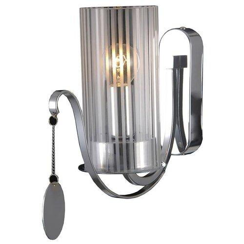 Настенный светильник Люмьен Холл Илис 3303/1W-CR-SNS-CL, 60 Вт