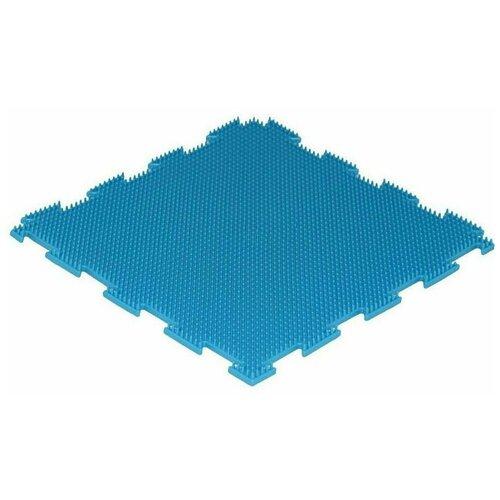 массажные коврики ортодон волна жёсткая Массажный коврик Ортодон Трава жёсткая (голубой)
