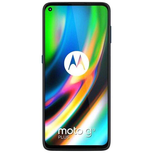 Смартфон Motorola Moto G9 Plus синий