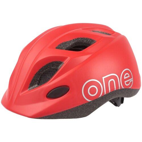 Защита головы Bobike ONE Plus, р. XS (48 - 53 см), strawberry red