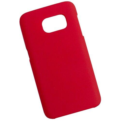 Чехол для Samsung Galaxy S7 MOSHI пластиковый прорезиненный красный