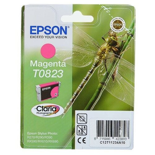 Картридж Epson C13T11234A10