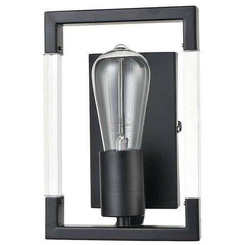 Фото - Настенный светильник Vele Luce Turin VL5022W01, 60 Вт светильник vele luce palmer vl6184p01 e27 60 вт