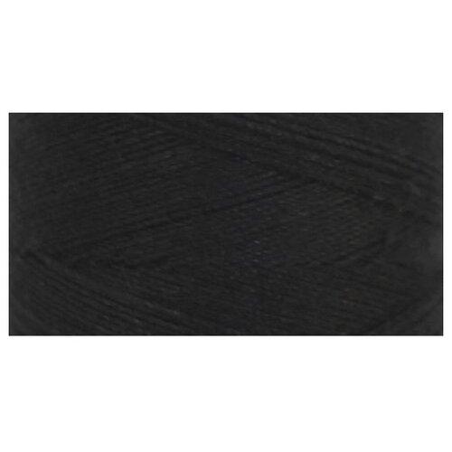 Купить Армированные швейные бытовые нитки 65ЛХ (черный), ПРЯДИЛЬНО-НИТОЧНЫЙ КОМБИНАТ ИМЕНИ С.М. КИРОВА, Нитки
