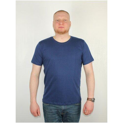 футболка мужская anta цвет черный 85839144 3 размер m 48 Футболка мужская однотонная цвет джинсовый, размер S - 48
