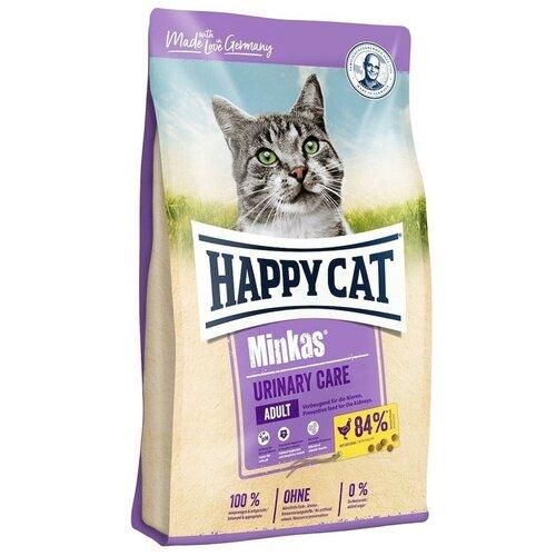 Сухой корм для кошек Happy Cat Minkas для лечения МКБ, с птицей 1.5 кг