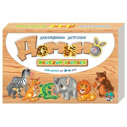 Настольная игра Десятое королевство Веселый зоопарк 01515 недорого