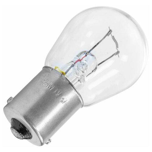 Фото - Лампа автомобильная накаливания Bosch Trucklight 1987302501 P21W 24V 21W 1 шт. лампа автомобильная накаливания bosch pure light 1987301017 p21w 12v 21w 2 шт